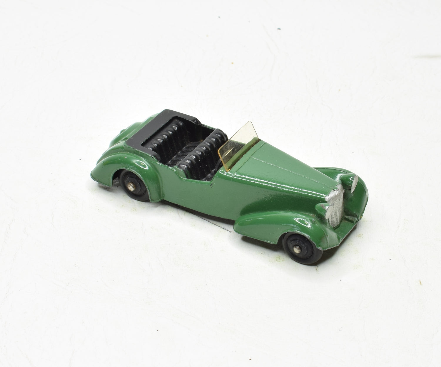 Dinky Toys 38D Alvis Virtually Mint
