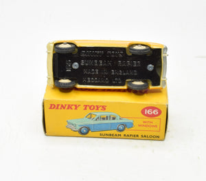 Dinky toy 166 Sunbeam Rapier Virtually Mint/Boxed