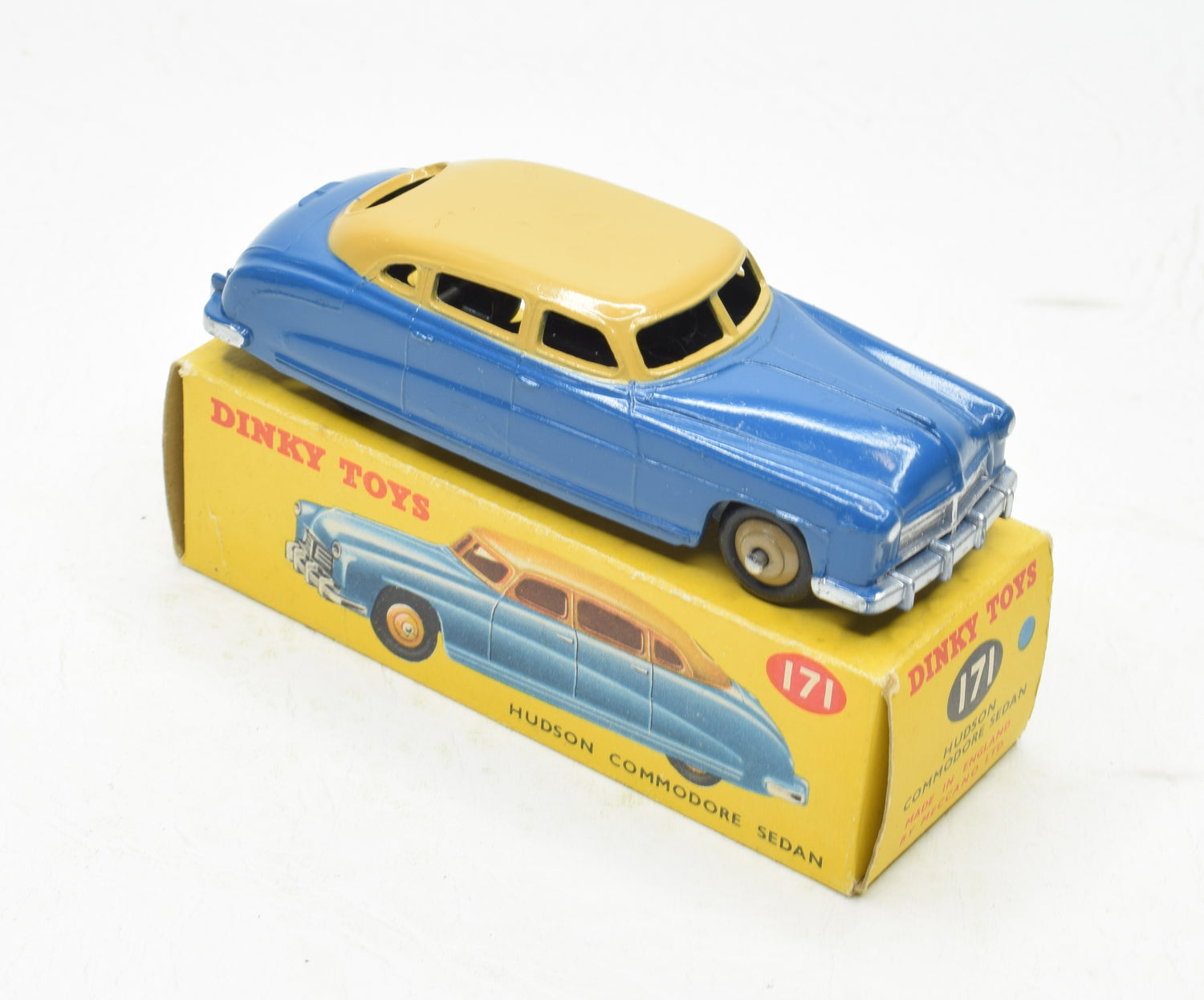 Dinky toys 171 Hudson Commodore Very Near Mint/Boxed