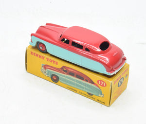 Dinky toys 171 Hudson Commodore Very Near Mint/Boxed (Low line)