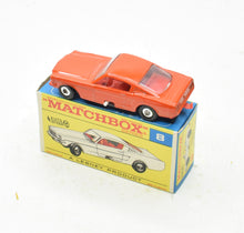 Matchbox 8 Ford Mustang Virtually Mint/Boxed The 'Victoria' Collection (2 of 2)
