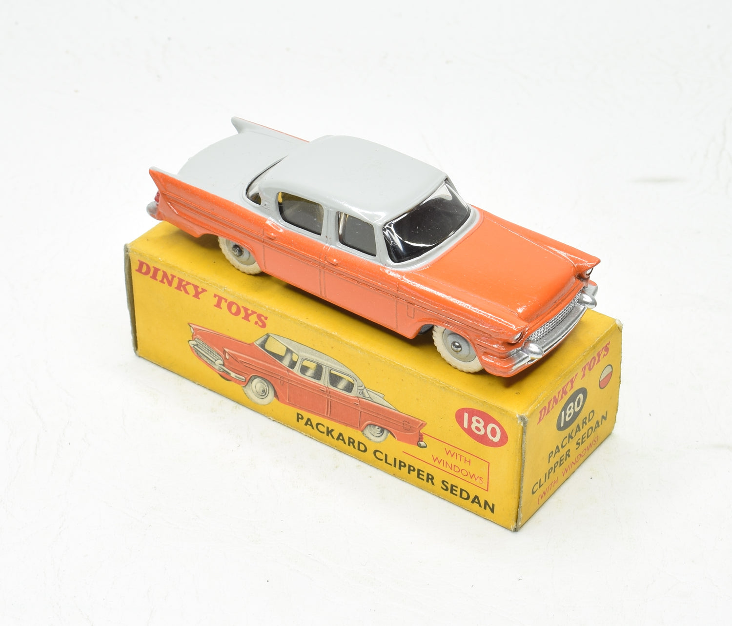 Dinky Toys 180 Packard Clipper Very Near Mint/Boxed