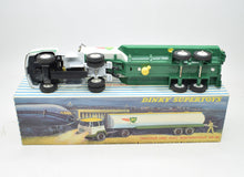 French Dinky Toys 887 BP Tanker Very Near Mint/Boxed 'Carlton' Collection