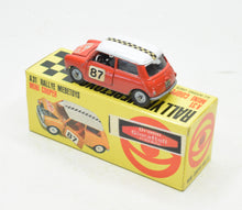 Mebetoys A31 Monte Carlo Mini Cooper Rallye Very Near Mint/Boxed