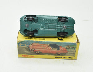 Nicky Toys 120 Jaguar E type Very Near Mint/Boxed 'Victoria' Collection