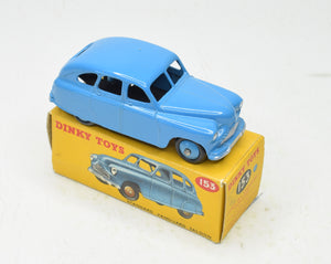 Dinky Toys 153 Standard Vanguard Very Near Mint/Boxed