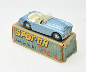 Spot-on 105 Austin Healey Very Near Mint/Boxed ('Carlton' Collection)