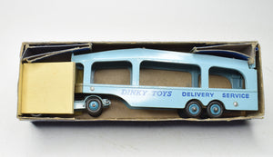 Dinky Toys 982 Pullmore Car Transporter Very Near Mint/Boxed