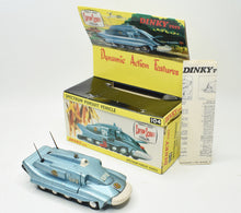 Dinky Toys 104 S.P.V 1st issue Very Near Mint/Boxed 'Carlton' Collection