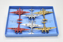 Dinky Toys 60g D.H Comet (post 1936) trade set Very Near Mint/Boxed