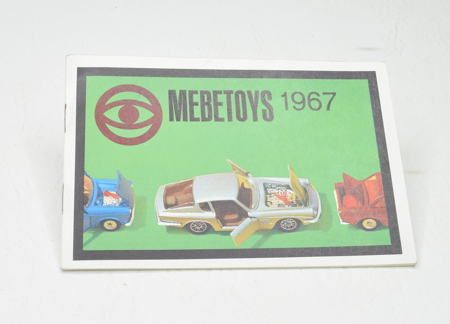 Mebetoys 1967 Model Catalogue Mint