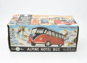 Tudor Rose Friction Drive VW Camper Hotel Bus Virtually Mint/Boxed