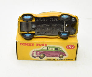 Dinky Toys 152 Austin Devon Very Near Mint/Boxed