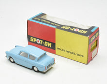 Spot-on 213 Ford Anglia Very Near Mint/Boxed (Rare type 5 box)
