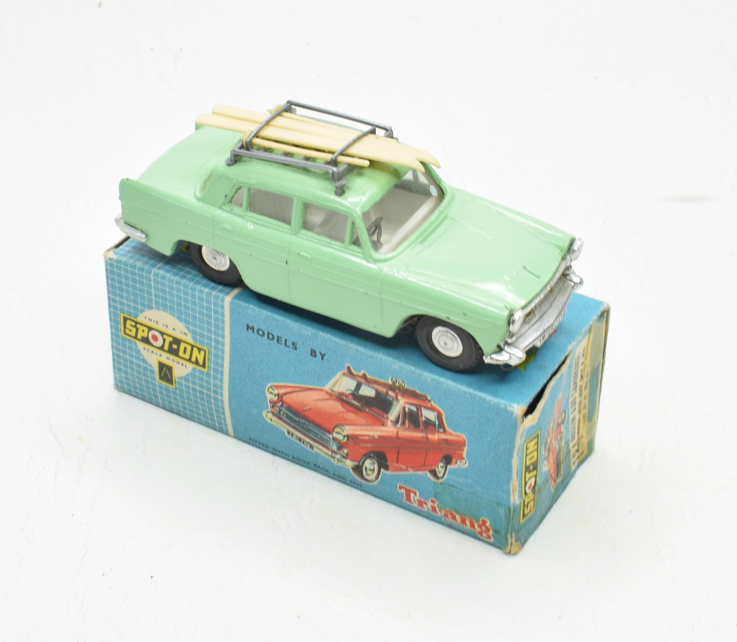 Spot-on 184 Austin A60 Very Near Mint/Boxed