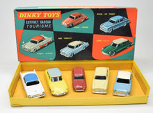 French Dinky Coffret Cadeau 24/58 Tourism Virtually Mint/Boxed 'Brecon' Collection