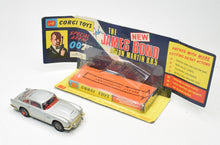Corgi Toys 270 James Bond D.B.5 Very Near Mint/Boxed