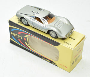 Politoys Art. 536 Ferrari Dino Very Near Mint/Boxed