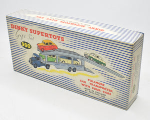 Dinky toys 990 Pullmore Gift set Virtually Mint/Boxed 'Brecon' Collection