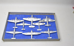 Dinky toys Gift set 65 Aeroplane Set Very Near Mint/Boxed