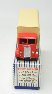 Dinky Toys 514/917 Guy Van 'Spratts' Very Near Mint/Boxed