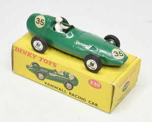Dinky toys 239 Vanwall Very Near Mint/Boxed
