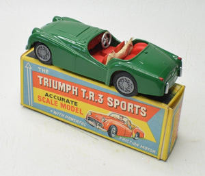 Clifford Series Tr3 Sports Virtually Mint/Boxed 'Geneva' Collection