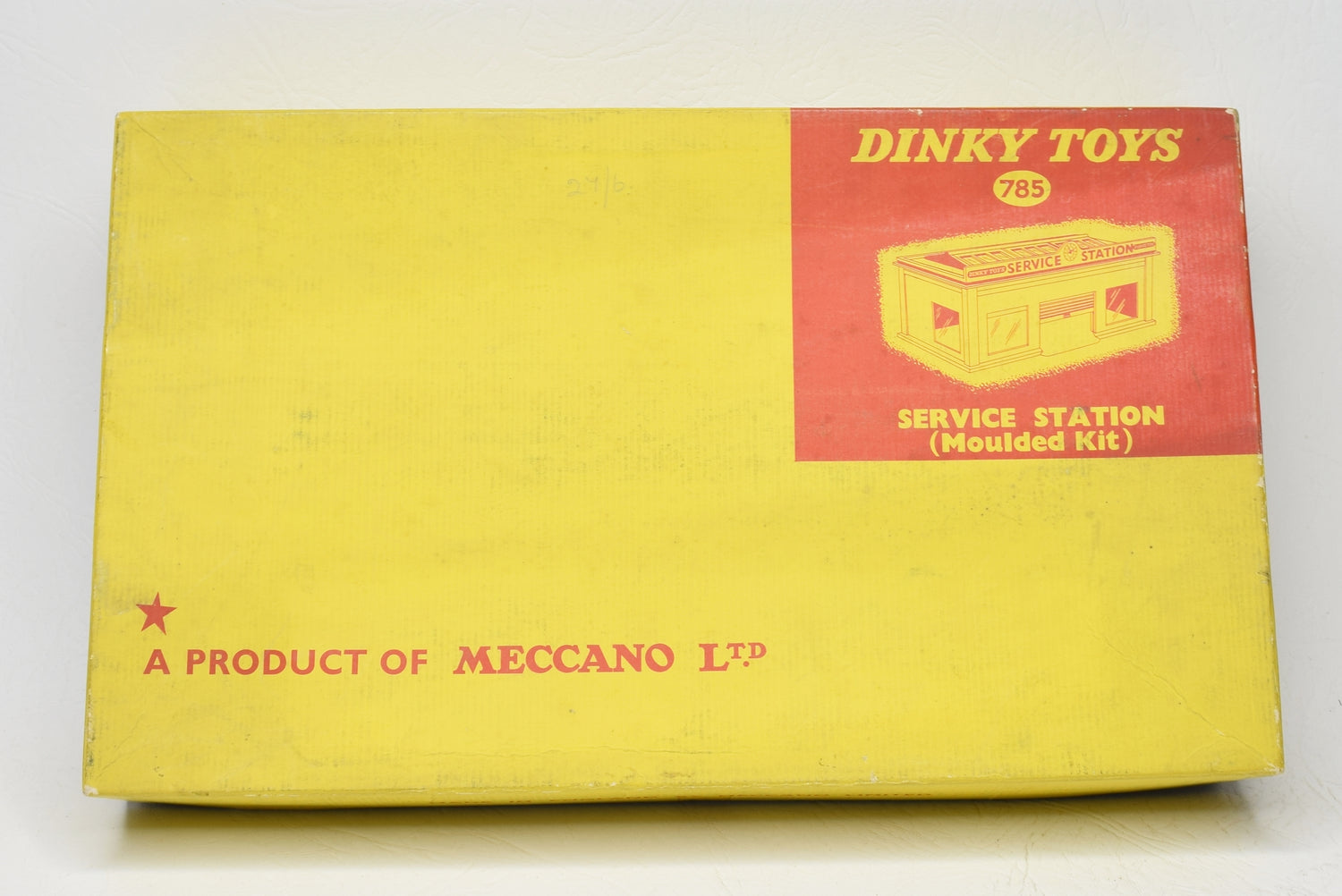 Dinky toys 785 Service Station Very Near Mint/Boxed 'Brecon' Collection