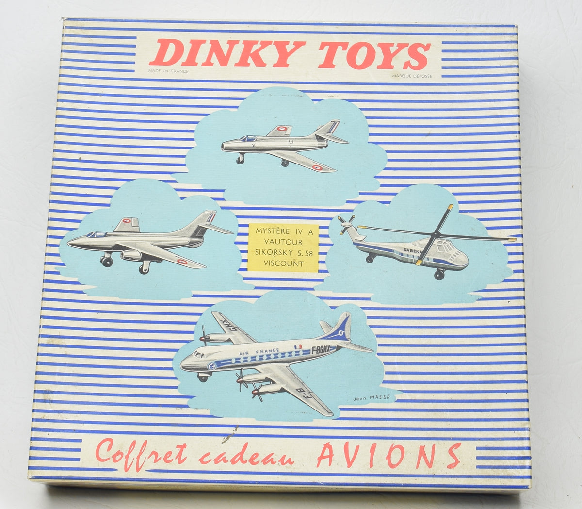 French Dinky Coffret Avions 60 Virtually Mint/Boxed 'Brecon' Collection