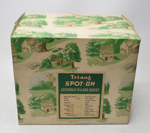 Tri-ang Spot-on Cotswold Village series Manor House Very Near Mint/Boxed