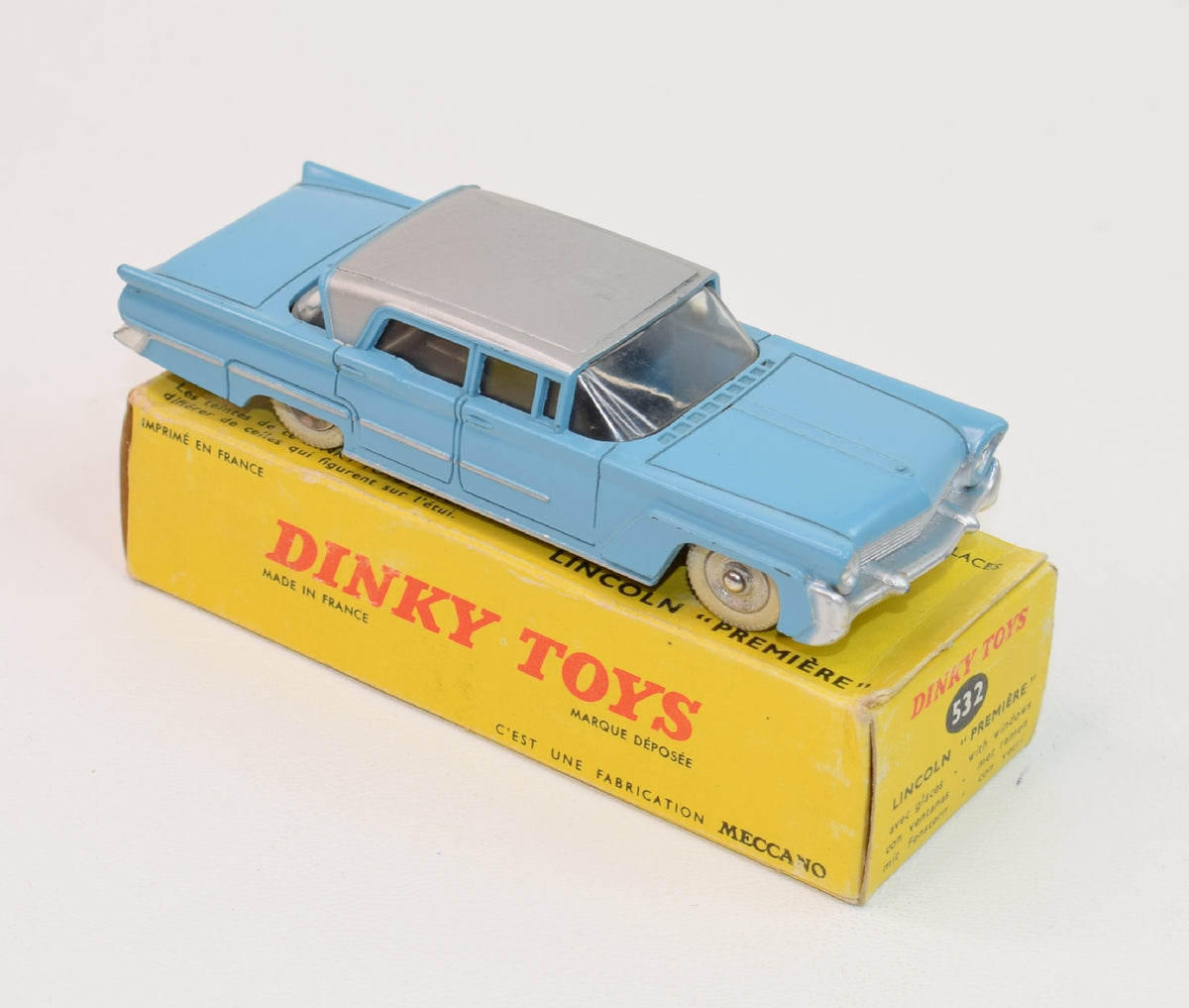 French Dinky 532 Linclon Premiere Very Near Mint/Boxed 'Brecon' Collection Part 2