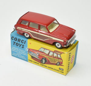 Corgi toys 491 Ford Consul Estate Virtually Mint/Boxed