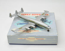 French Dinky 60c Super G Constellation Virtually Mint/Boxed 'Carlton' Collection