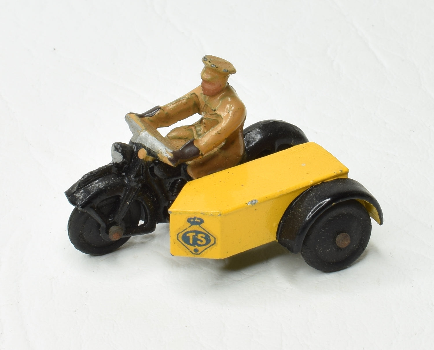 Dinky 271 T.S Belgium (A.A) Motorcycle Very Near Mint 'Brecon' Collection