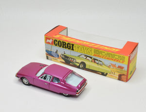 Corgi toys 284 Citroen SM Virtually Mint/Boxed