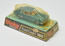 Dinky Toys 165 Ford Capri Virtually Mint/Boxed 'Finley' Collection