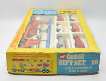 Corgi toys Gift set 20 Very Near Mint/Boxed