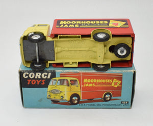 Corgi toys 459 E.R.F 'Moorhouse's' Very Near Mint/Boxed 'P.C.R' Collection