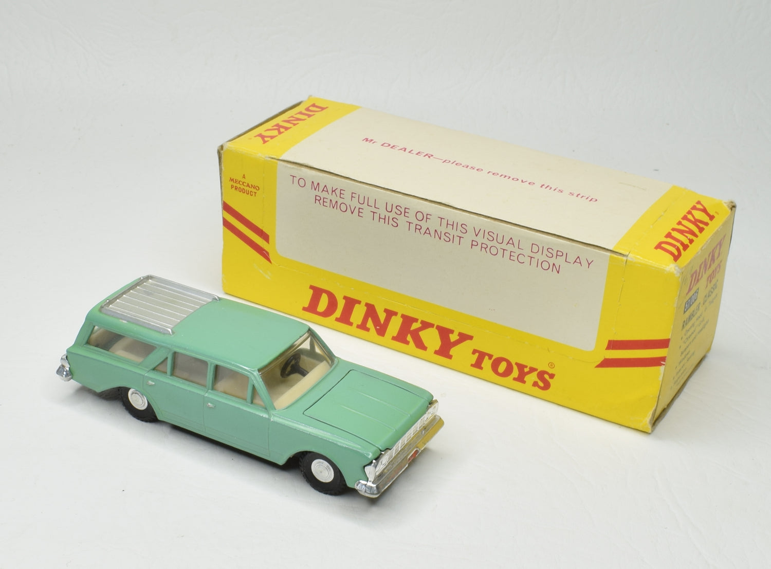 Dinky 57/006 Rambler Classic Virtually  Mint/Boxed