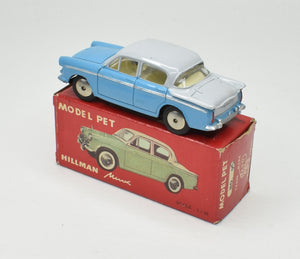 Model pet 9S Hillman Minx Very Near Mint/Boxed