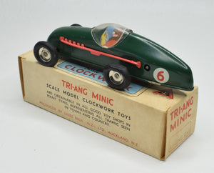 Tri-ang Minic 'New Zealand'  Racing car Very Near Mint/Boxed
