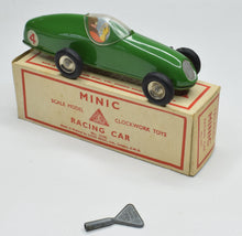 Tri-ang Minic 13m Racing car Virtually Mint/Boxed