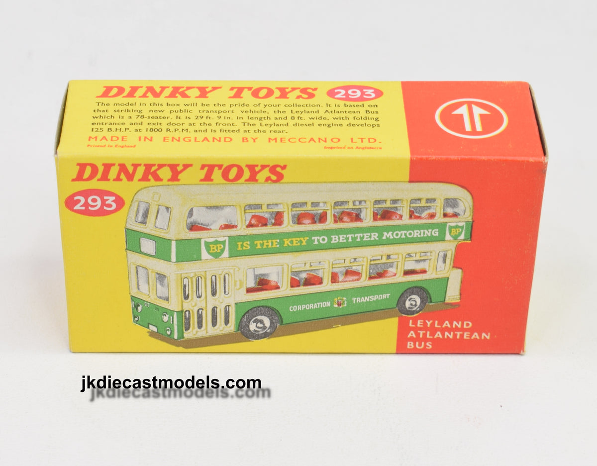 Dinky Toys 533 Leyland Cement Lorry Very Near Mint/Boxed