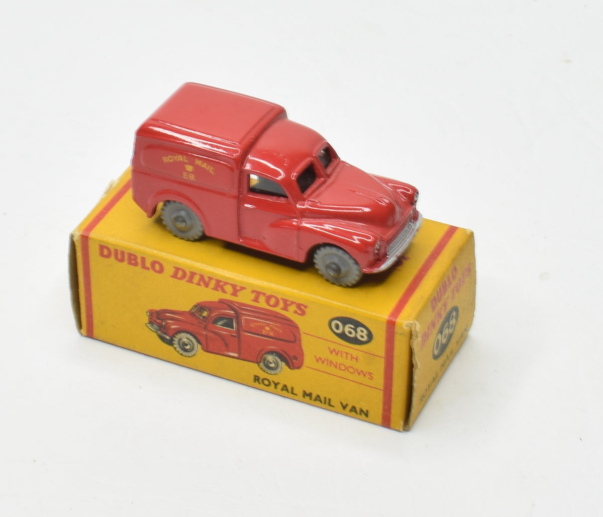 Dublo Dinky toy 068 Royal Mail Van Very Near Mint/Boxed