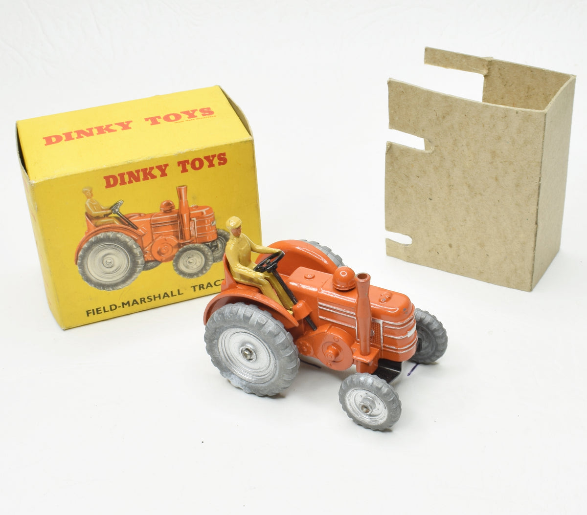 Dinky Toys 301/27N Field Marshall Very Near Mint/Boxed