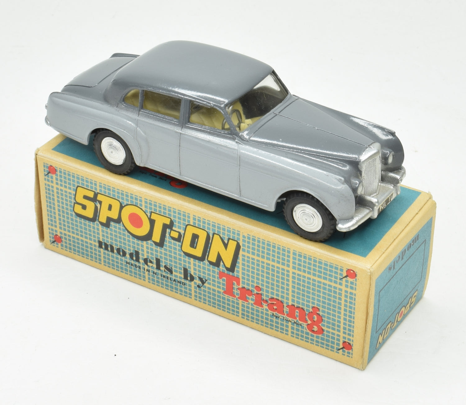 Spot-on 102 Bentley Virtually Mint/Boxed 'Carlton' Collection