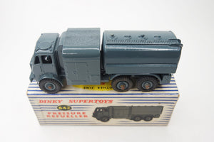 Dinky Toys 642 Pressure Refueller Very Near Mint/Boxed