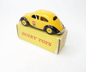 Dinky Toys 262 Swiss Postal VW Very Near Mint/Boxed
