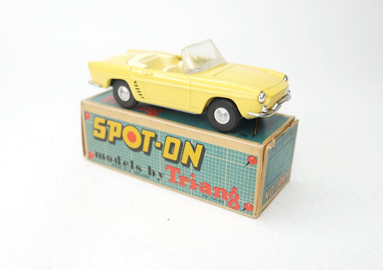 Spot-on 166 Renault Floride Very Near Mint/Boxed