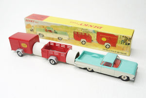 Dinky Toys 448 Chevrolet Pick Up & Trailers Mint/Boxed (C.T.C)